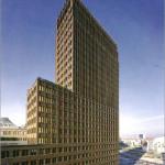 Здание концерна Дебис на Потсдамер Плац, 1, фасад. 1993-1999
