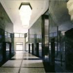 Здание концерна Дебис на Потсдамер Плац, 1, интерьер. 1993-1998