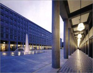 Комплекс Ляйбниц-колоннады, Берлин. 1993-2000