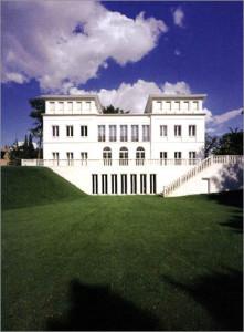 Вилла Герл. Берлин-Далем, фасад. 1997-2000