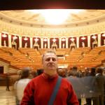 А. Деринг в Оперном театре