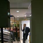 Выступление гендиректора КредитКерамики (Москва) Ф. Халфина