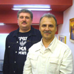 А. Харченко и А. Деринг