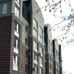Фрагмент жилого дома по пр. Ленина, 127, Барнаул