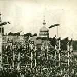 Празднование 10 летия Бородинского сражения
