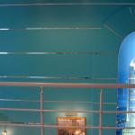 Интерьер торгового зала 3-го этажа