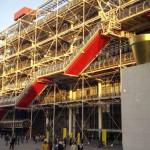 Центр Помпиду, Париж