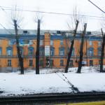 Прокопьевск - Жилой дом по пр. Шахтеров