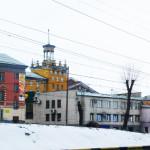 Прокопьевск - пл. Драмтеатра