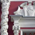 Надкладезная часовня, фрагмент фасада. Сергиев Посад
