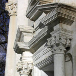 Пятницкий колодец, фрагмент фасада. Сергиев Посад