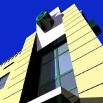 Утвержденный фасад Фрагмент