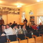 На семинаре