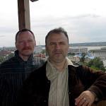 С. Тисленко и А. Деринг