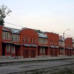 Жилой дом на ул. Витебской, фрагмент фасада
