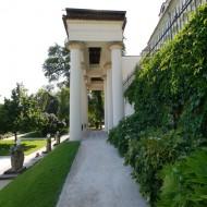Сад на Валах Бельвью