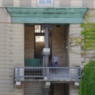 Сад на Валах Вид на Бычью лестницу