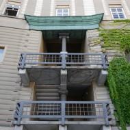 Бычья лестница