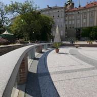 Сад на Валах Смотровая площадка с Обелиском