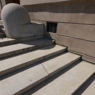 Главная лестница в Райский сад