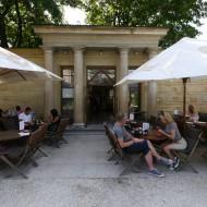 Сад на Бастионе Ресторан арх Отто Ротмайер