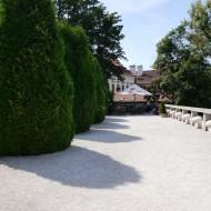 Сад на Бастионе