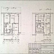 План блок-секции