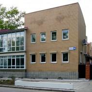 Фрагмент южного фасада