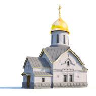Церковь Южный фасад