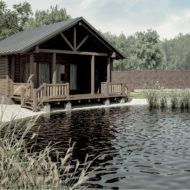 Рыбацкий домик